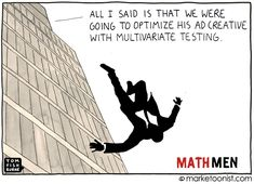 math men and data-driven marketing - Tom Fishburne