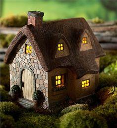 Main image for Miniature Fairy Garden Solar Inn