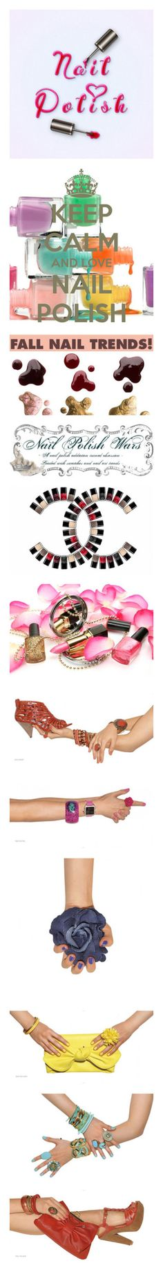 """""""Nail Images"""" by mrs-rc ❤ liked on Polyvore featuring beauty products, nail care, nail polish, sticker nail polish, thin nail polish, thick nail polish, makeup, beauty, nails and cosmetics"""