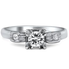 The Mable Ring #BrilliantEarth