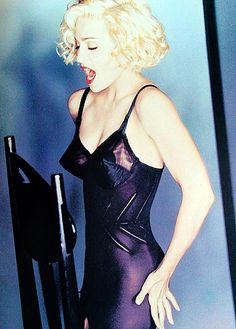 Express Yourself - Madonna looking super fit