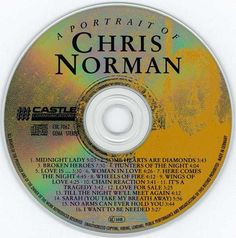 Chris Norman - A Portrait Of Chris Norman (CD) at Discogs