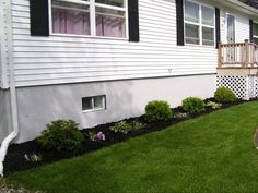 Masonry Foundation Painted Tips How To