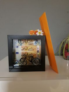 Frame, Diy, Grill, Home Decor, Ideas, Bike Ideas, Ideas For Gifts, Cash Gifts, Christmas