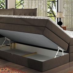 Aura bed - Sofas beds furniture shop Oslo Norway