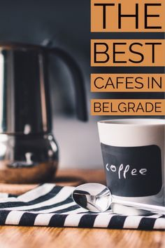 Take a walk around Belgrade and find some of these chill cafes in Serbia's capital city. We found some of the best coffee shops in all the Balkans here.
