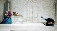 2013 - Staatsoper Berlino Germania, regia: Ruth Berghaus, scenografia: Achim Freyer