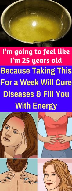 Taking this for a week will cure diseases and fill you with energy – healthycatcher
