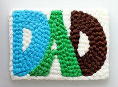 Father's Day Cake ~ http://iambaker.net