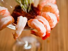 Shrimp Cocktail - 25 Holiday Appetizers: Delicious Ways to Start the Party  on HGTV