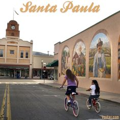 Santa Paula, CA // vcstar.com. The Ventura County Star created a Pinterest page of photos from cities in Ventura County. This is my town of Santa Paula, CA. The population is around 29,500.    Notice that the image is labeled and that it has a site reference. Look for this to happen more and more on Pinterest photos as people learn to work with the Terms of Agreement. If people can share any photo, it might as well include some of the meta data. The image also links to VCStar.com.