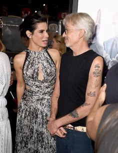 Pin for Later: Sandra Bullock and Billy Bob Thornton Share a Couple of Cute Moments on the Red Carpet