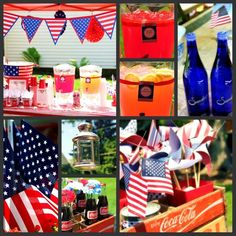 """Photo 16 of 27: Red White & Blue / Memorial Day Party """"Memorial Day Party"""""""