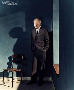 From #Dexter to #TheCrown, what's your favorite John Lithgow gig? Fun fact: the actor knew the entire story of 'Dexter' but couldn't tell anyone, including the other actors and directors. Photographed by @JoePug for THR's Drama Actor Roundtable.