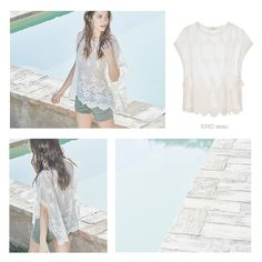 My Style, Lace, Tops, Women, Fashion, Tents, Fashion Styles, Shell Tops, Fashion Illustrations