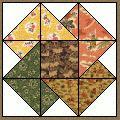 Color Wheel Pattern -- quilt blocks galore