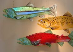 Fused Glass Fish • MarkDitzler.com