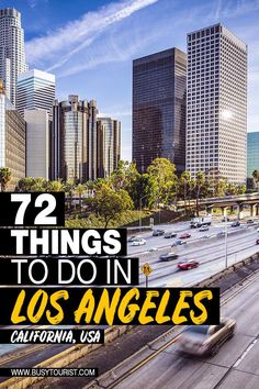 Traveling to Los Angeles, CA soon but not sure what to do there? This travel guide will show you the best attractions, activities, places to visit & fun things to do in LA! Start planning your itinerary & bucket list! #losangeles #thingstodoinlosangeles #california #californiatravel #usatravel #usatrip #usaroadtrip #travelusa #ustravel #ustraveldestinations #travelamerica #americatravel #vacationusa #LA