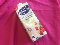 One of our favourite healthy yogurt drinks! Thanks Opitwell & CheckoutSmart for the FREE 1L Bottle :)