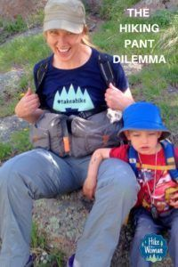 The Hiking Pant Dilemma (Q&A Thursday) – Hike Like A Woman - http://hikelikeawoman.net/2017/04/the-hiking-pant-dilemma-qa-thursday/