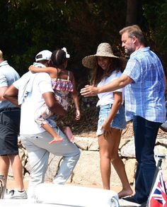 Beyoncé Jay & Blue Leaviing Sardina 18th  August 2016