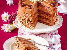 Toffee-Torte backen - so geht