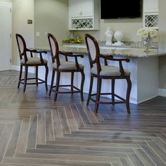 undefined Wood Plank Tile, Wood Planks, Tile Layout Patterns, Floor Design, House Design, Porcelain Wood Tile, Wall Exterior, Savannah Chat, Arizona