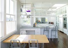 Inspirational images and photos of Kitchens, White : Remodelista