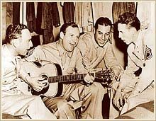 """Gene Autry.  Flew """"The Hump"""" with my great-uncle Clyde."""