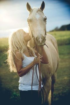 Winner of the 2012 White Horse Campaign Photo Contest.  Click the link to read about this amazing woman.