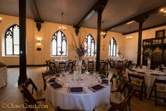 The ballroom was set perfectly. The look was simple and elegant, warm and inviting. wedding-reception-in-baltimore