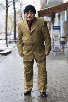 """""""What Ali Wore"""" el blog que puso al turco de 83 años en la mira del Street Style"""