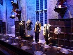Hogwarts Great Hall: Harry Potter Tour Warner Bros Studios Leavesden London by garybembridge, via Flickr