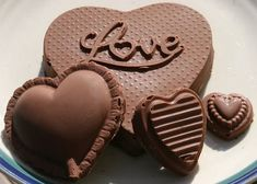 valentine day chocolate