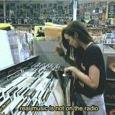 Imagen de music, grunge, and radio