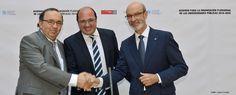 Acuerdo de Plan de Financiación Plurianual  http://www.um.es/actualidad/gabinete-prensa.php?accion=vernota&idnota=50711