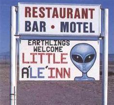 Little Ale Inn / Area 51 - Rachel, NV
