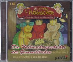 Hörspiel CD So klingt Weihnachten Die Weihnachtsgeschichte der Gummibärchen - Diesen und weitere Artikel finden Sie bei Marias-Einkaufsparadies.de! (www.marias-einkaufsparadies.de)