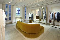 Chloé flagship in Paris - Design by Joseph Dirand