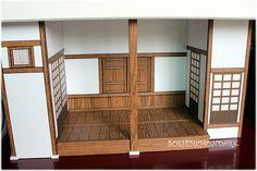 Hanok- traditional Korean-style house | soshimchondark | Flickr Korean Crafts, Korean Style, Bunk Beds, Korean Fashion, Traditional, Room, House, Furniture, Home Decor