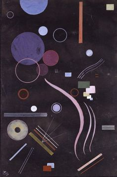 "Wassily Kandinsky - ""Untitled"", 1924"