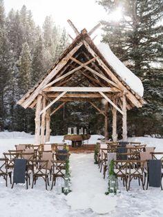 Meshach + Warren's Awe-Inspiring Dunton Hot Springs Wedding - Calluna Events