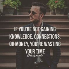 Becoming an entrepreneur, and leaving the life that so many of us wake up dreading.Stop wasting your Great Quotes, Quotes To Live By, Me Quotes, Work Quotes, Change Quotes, Quotes On Money, Brainy Quotes, Wisdom Quotes, Citations Business