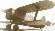 "Polikarpov I-15 ""Chato"""