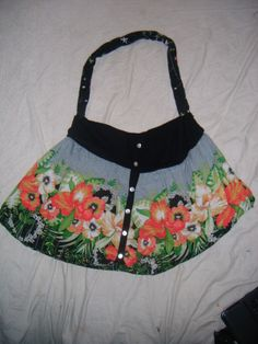 Recycled Clothing Bag