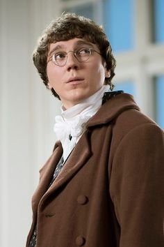 BBC One - War and Peace - Pierre Bezukhov brilliantly played by ~Paul Dano.
