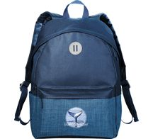 0c822c91782e  3555-04  Split Decision Backpack - Leed s Promotional Products Reusable  Bags