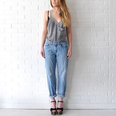 (levy is not just a jean brand it means to impose. In early America we had alot of problems with the taxes England levied upon us) Vintage Levi's Jeans