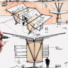 Sketches, Concept, Architecture, Instagram, Drawings, Notes, Videos, Art, Arquitetura