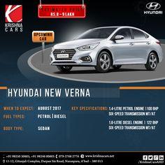 Upcoming Car Hyundai New verna #krishnaCar